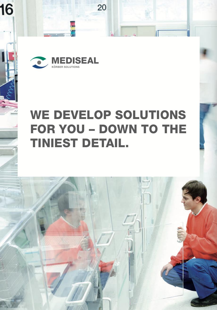 Mediseal Image Brochure