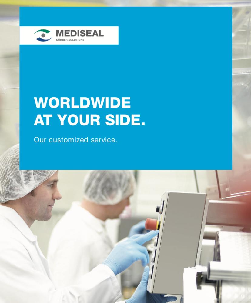 Mediseal Customized Service